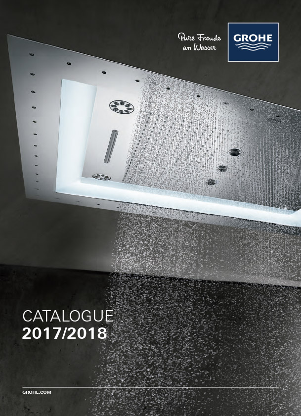 Grohe 2018 Catalogue-1